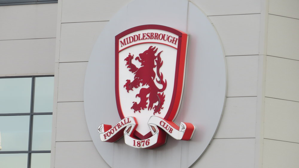 Middlesbrough Football Ground