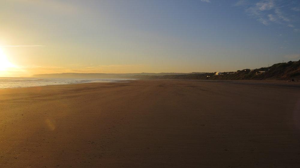 Hunmanby Sands