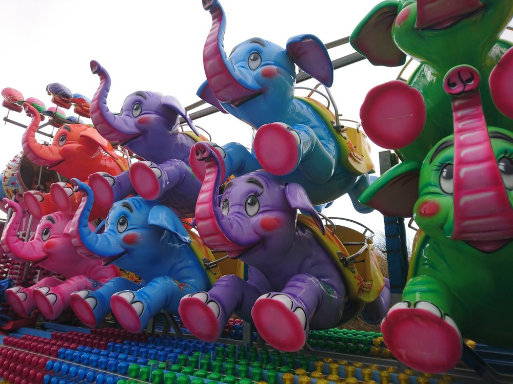 Dumbo and his Friends
