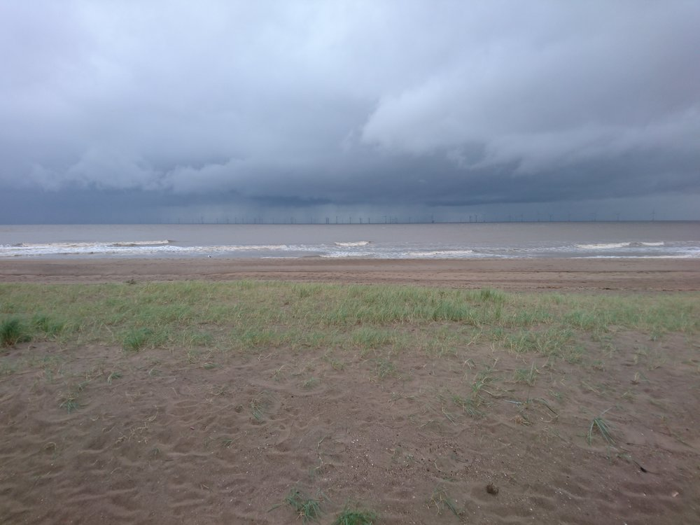 Storms out to Sea