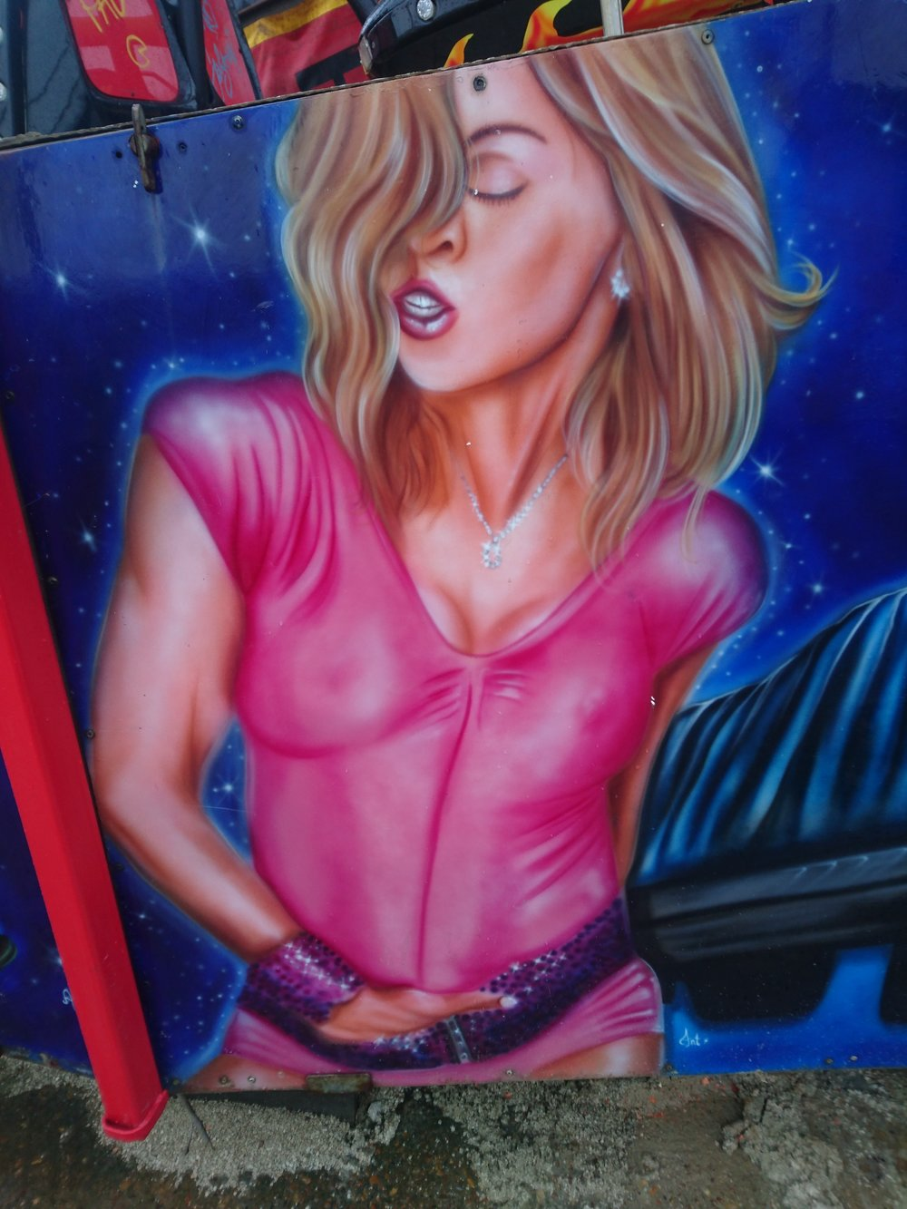 Inappropriate Kids Fun Fair Art