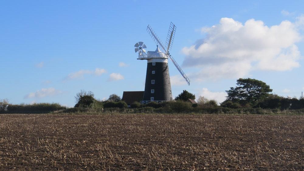 Burnham Overy Mill II
