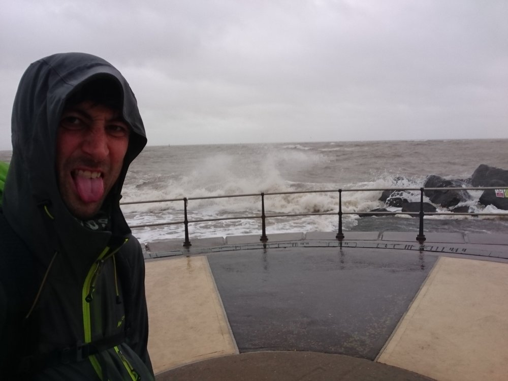 Most Easterly Man in Britain