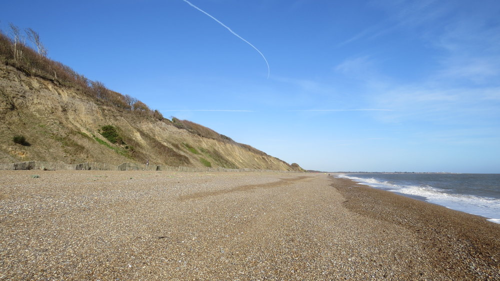 Dunwich Cliffs