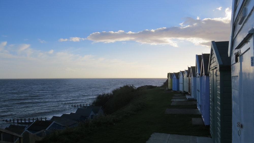 Felixstowe Beach Huts II