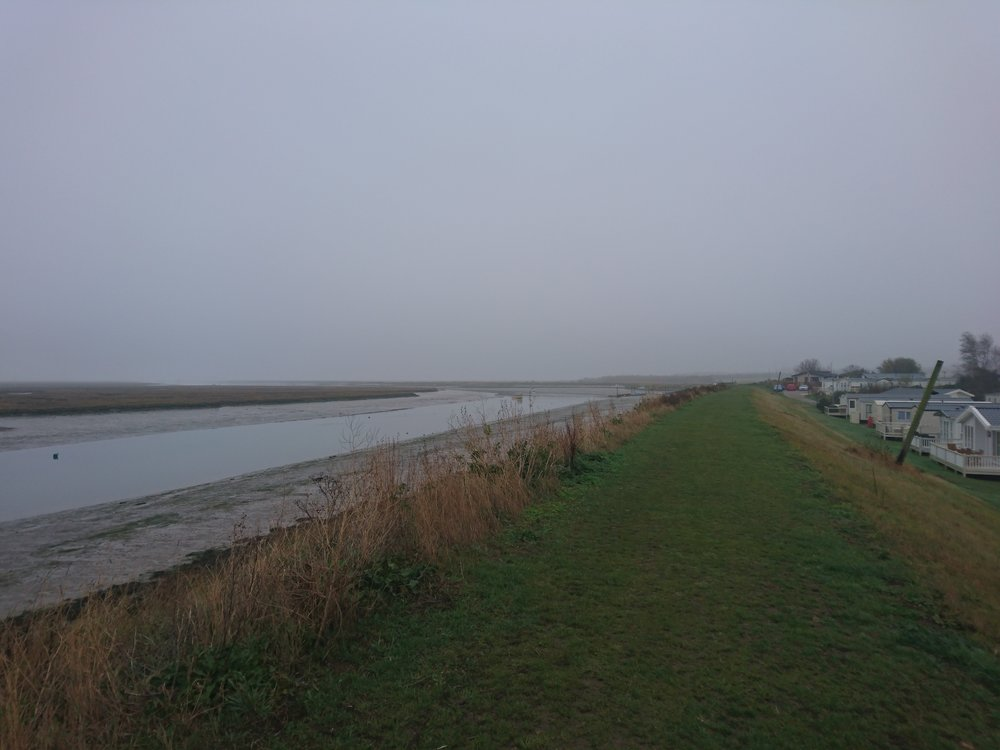 The Naze Sea Wall II