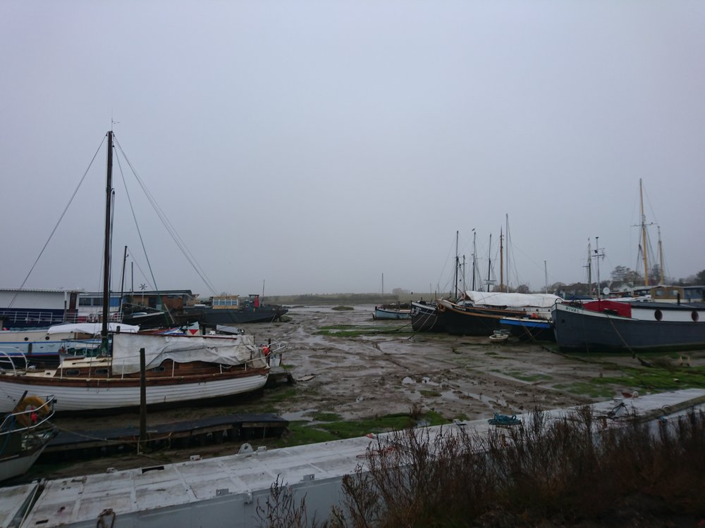 St Osyth's Creek