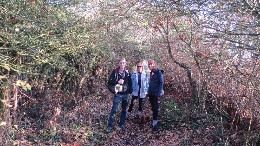 Ed, Joey, Jimbo & Chip