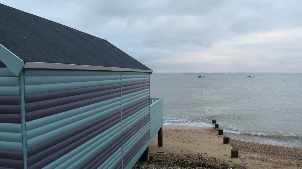Southend Beach Hut