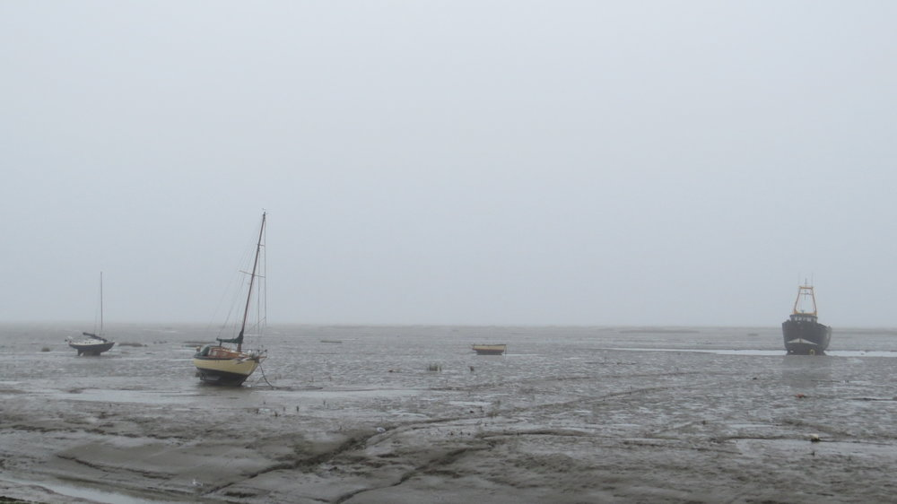 Boats off Leigh
