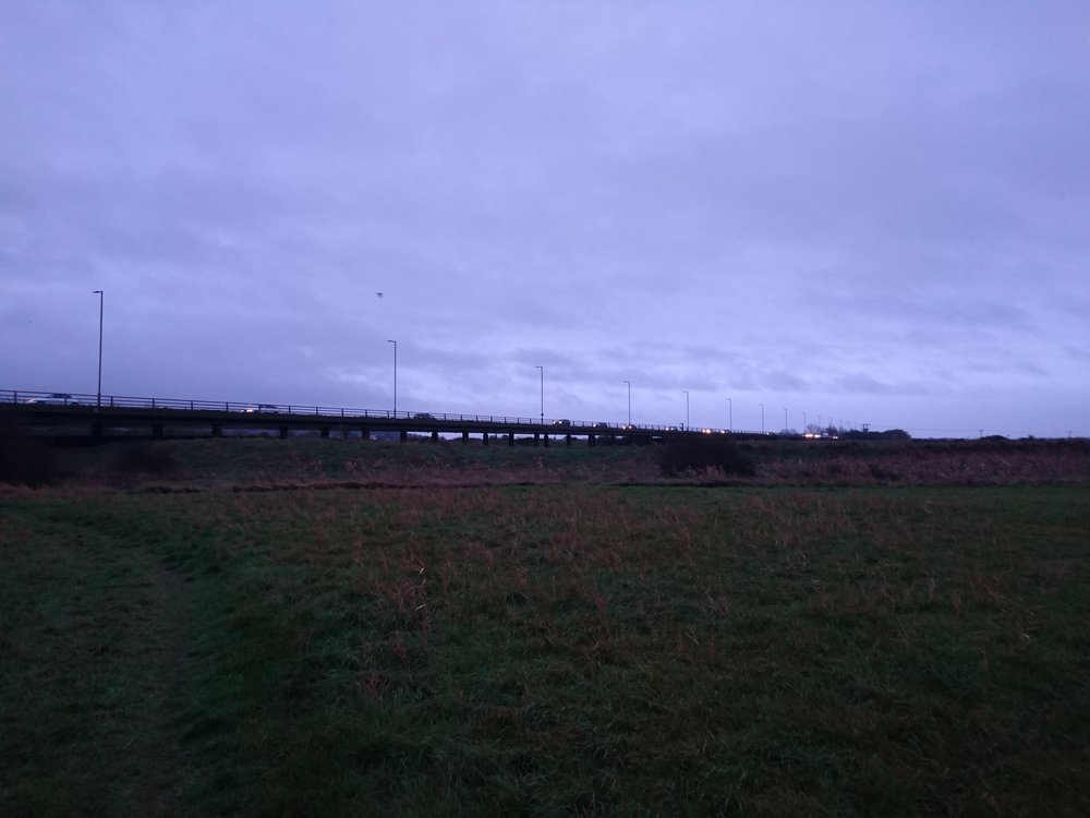 Bridge I Pitched Under