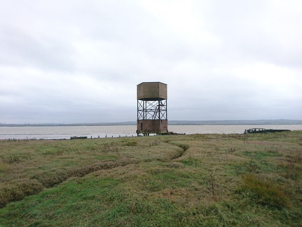 Old Military Structure