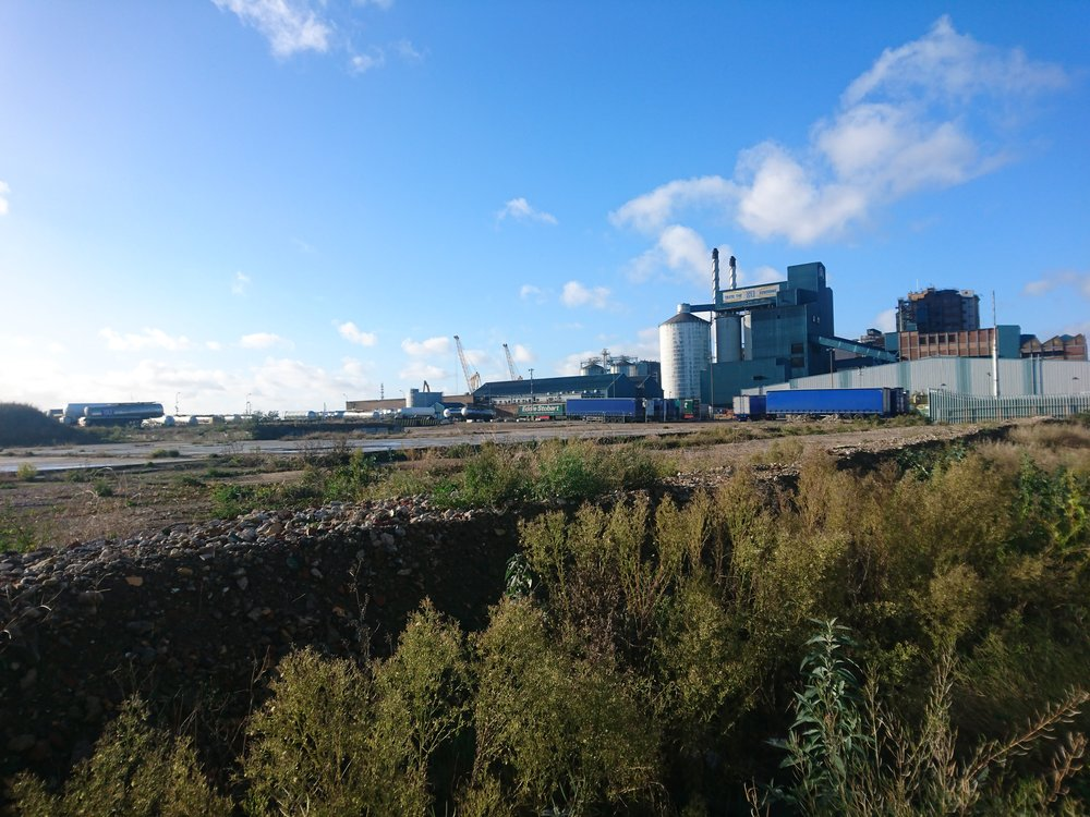 Tates & Lyle Factory