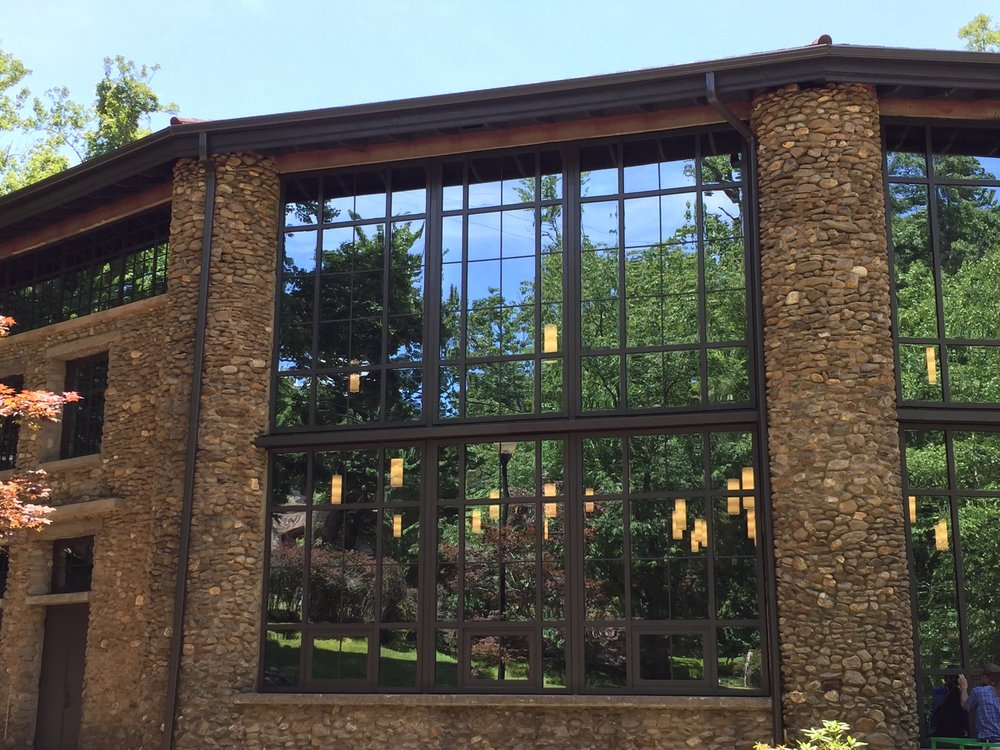 Church windows installed by Diversified Glass