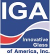 IGA logo, a Diversified Glass vendor