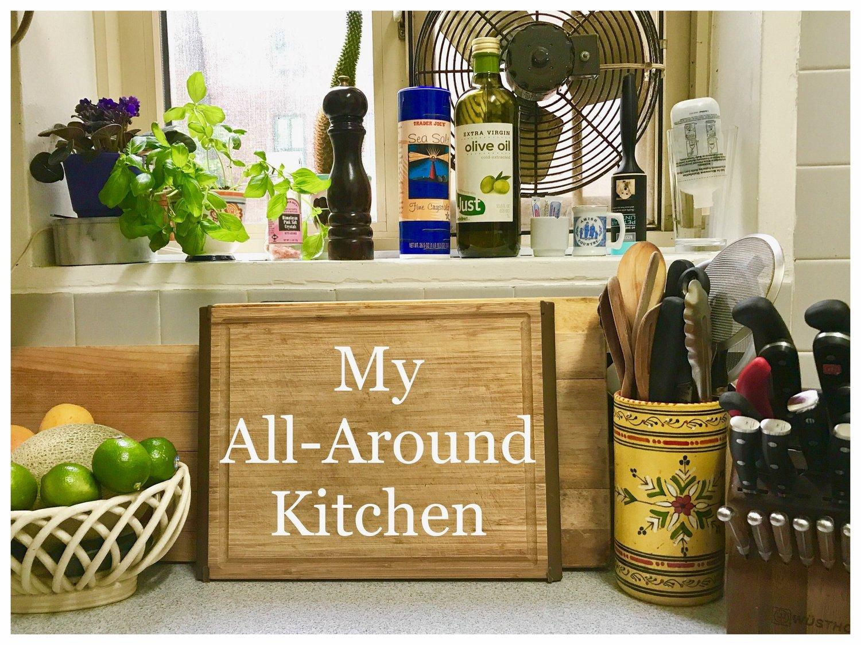 My All Around Kitchen