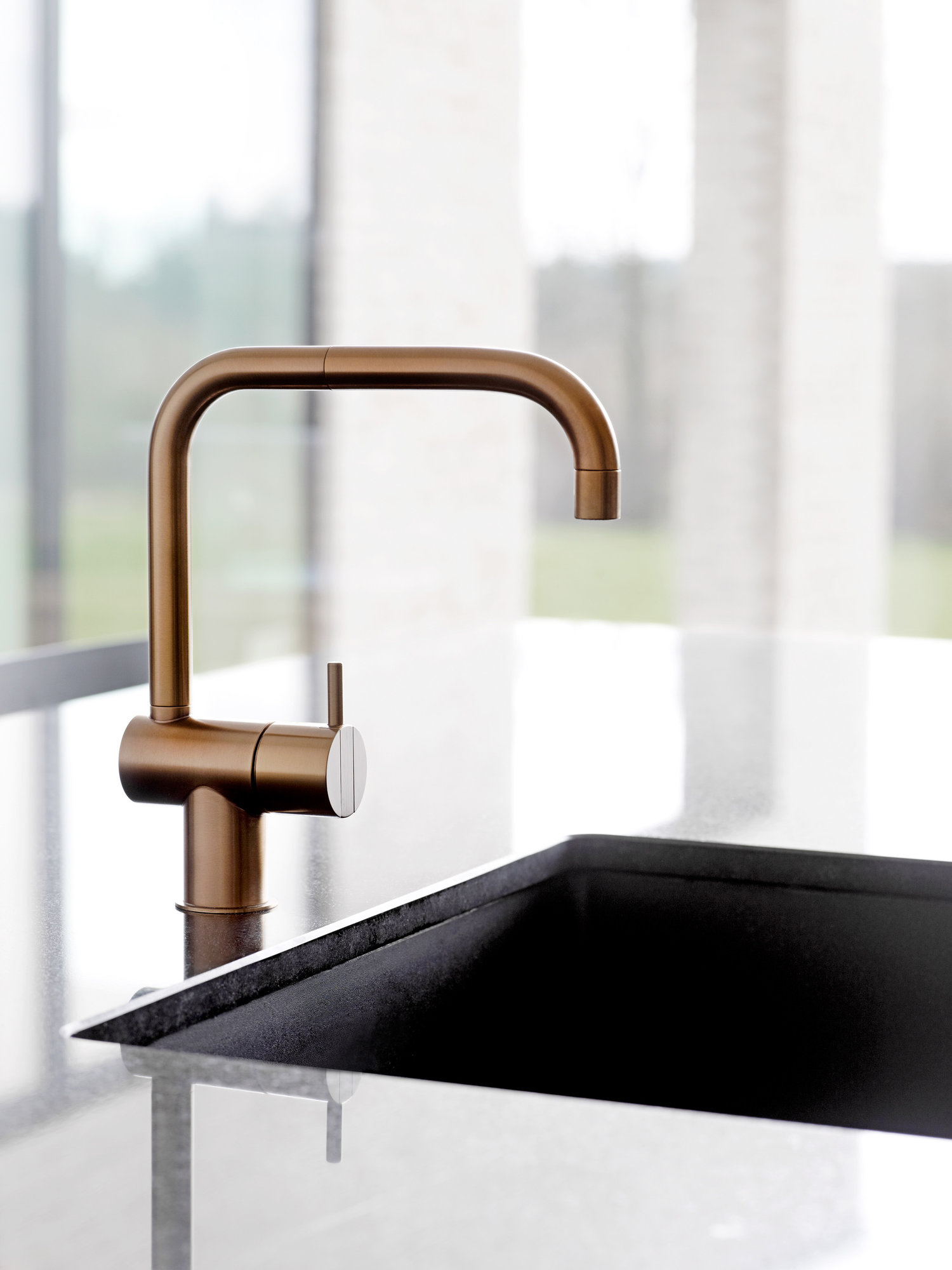 kitchen faucets in Minneapolis Fantasia Showrooms