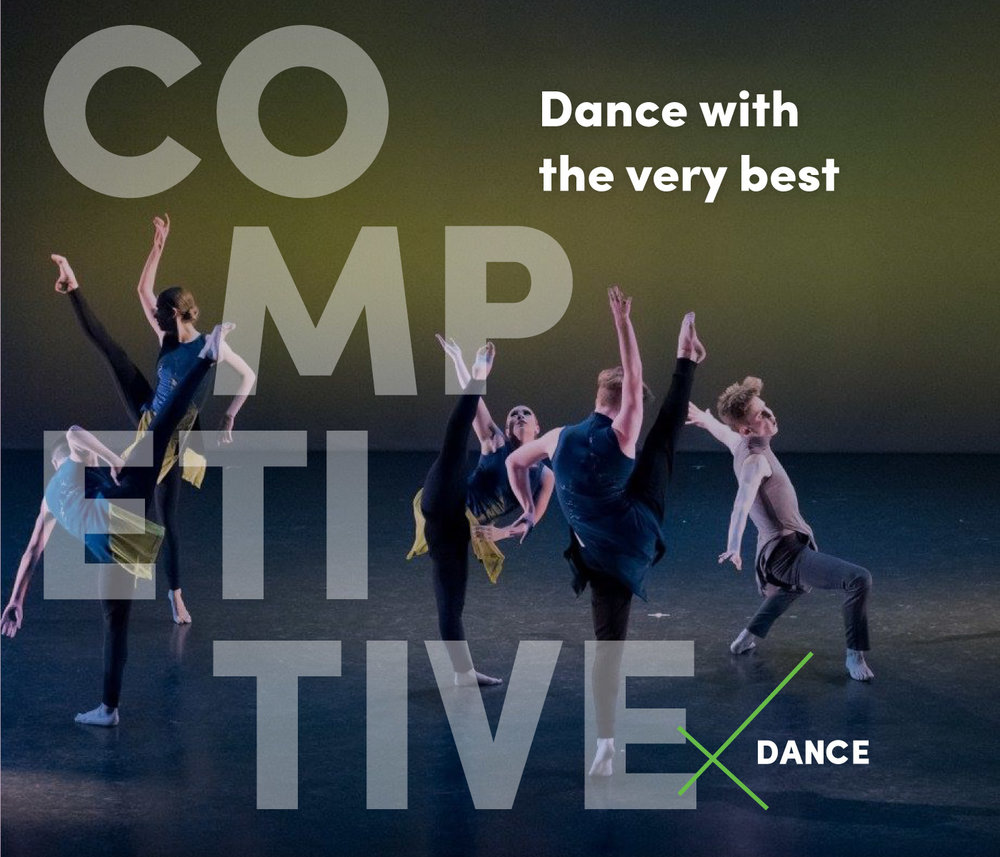Competitive Dance Program - Experience the difference of training at one of Toronto's leading competitive dance studios by joining our award-winning competitive team. Whether your child wants to push limits at competitions or train to become a professional dancer, our competitive program will help them achieve their dreams.