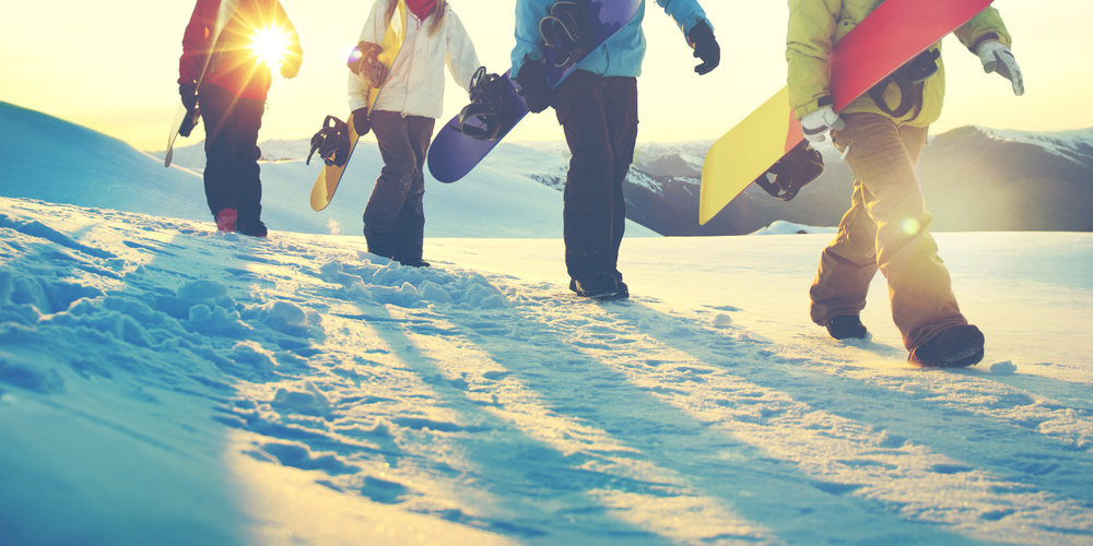 Ski Resorts - Winter can be fun too…particularly when you have 5 premiere ski resorts within driving distance.