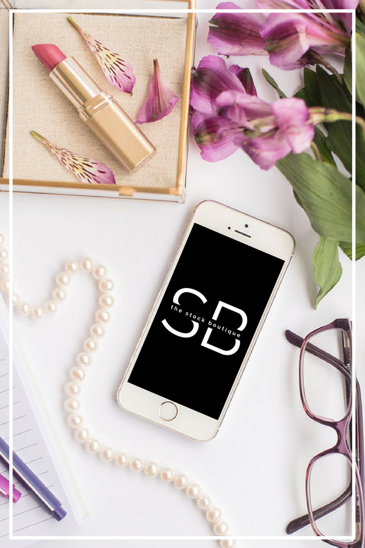 Today we are excited to be sharing FIVE ways that you can customize stock photography for your business and brand! Stock photography, Stock Photos, 5 ways to customize stock photos, small business, photo tips. www.thestockboutique.com
