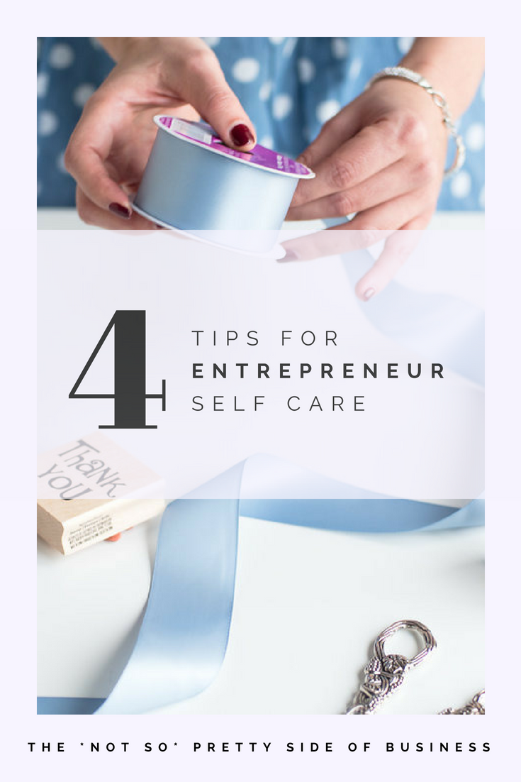 Being an entrepreneur can sound pretty glamorous. You get to work from home, set your own hours, no horrible boss, and we can't forget about all of that pretty stationary we see on #bossbabes Instragram feeds! But in truth, things are not so easy or so pretty. Today, I am sharing 4 tips that might help you on your quest for balance! www.thestockboutique.com