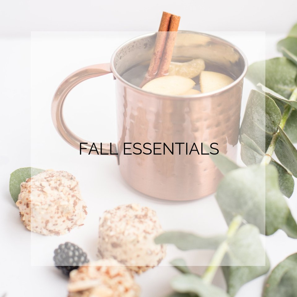 Fall Essentials Stock Photography Collection