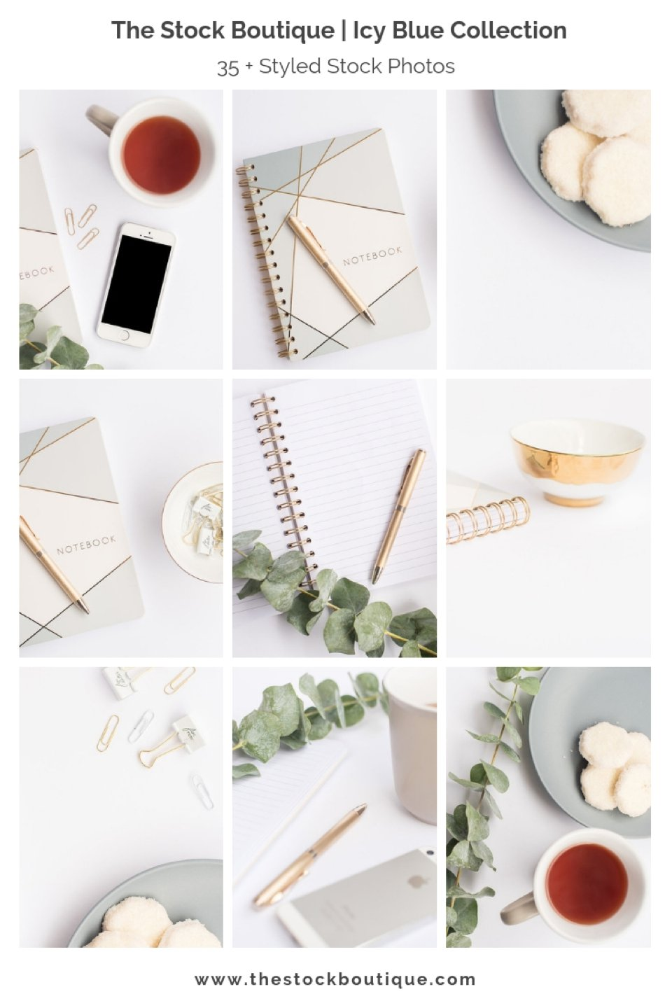 Styled stock photography for female entrepreneurs. www.thestockboutique.com #stockphotos #affordablestockphotos #flatlay #winter #brand #mockups #blogstockphotos #socialmediastock #femininestylestockphotography