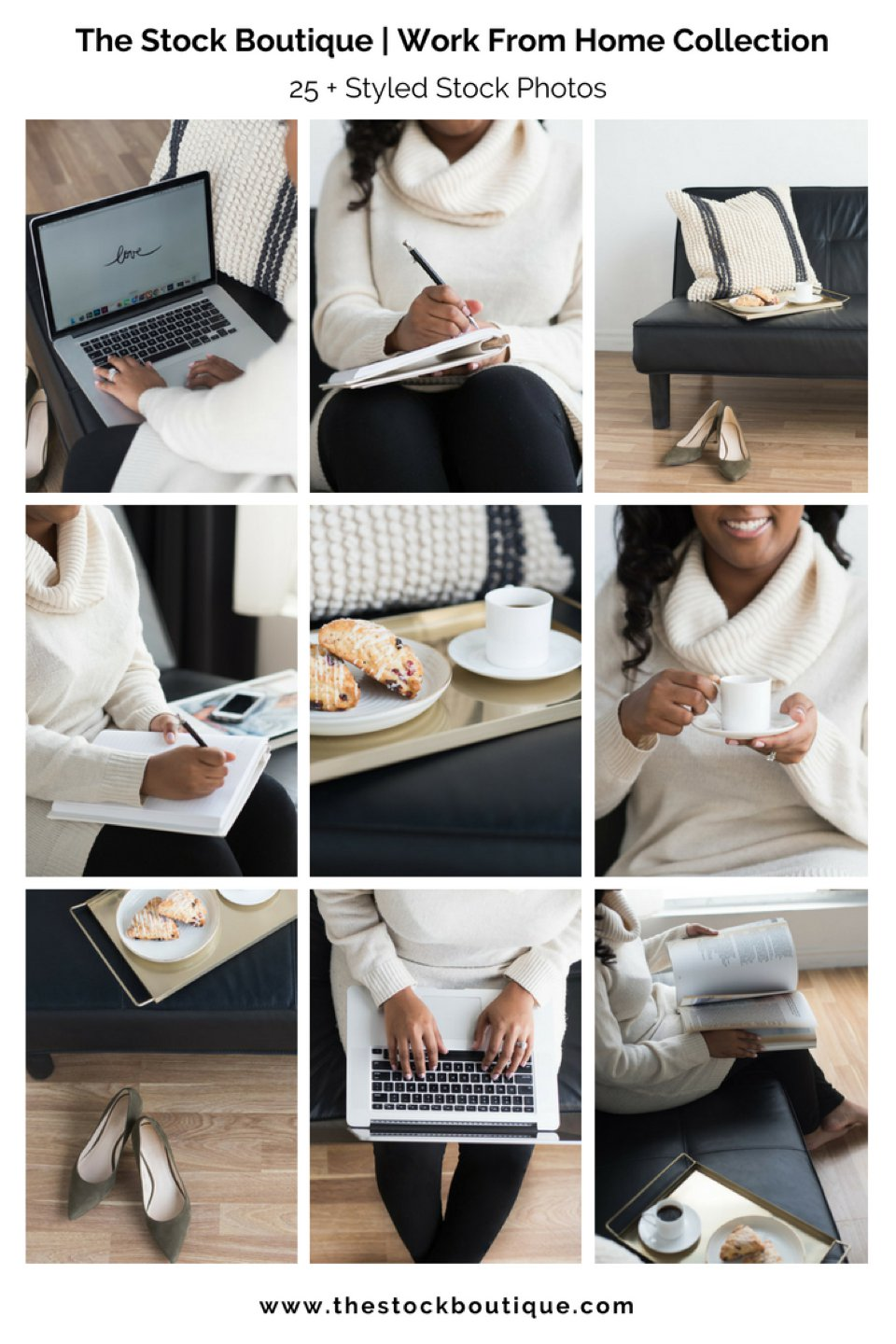 We are excited to be launching a new styled stock collection this week! Our Work from Home collection is full of coziness and our usual girl boss style! We giveaway free stock photos when you subscribe www.thestockboutique.com! #styledstockphotography #stockphotobundle #stockphotomembership #thestockboutique #freestockphotos