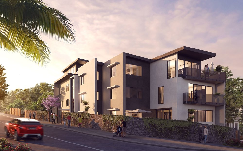 A soon to be released  Beaudomus  development in Auckland