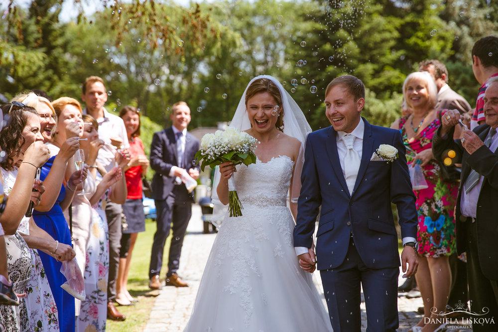 svatba praha vizazistka