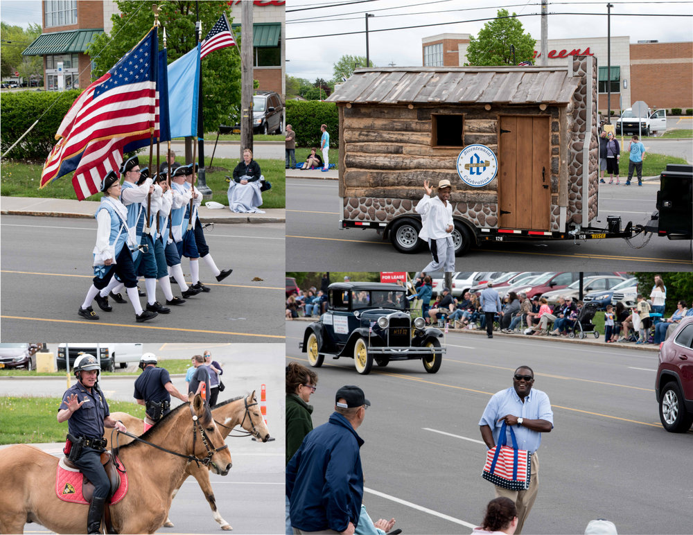 The spirit of Henrietta was on display at this years Memorial Day Parade.  Click here to visit the photo gallery.