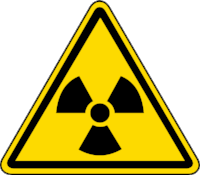 Radioactive Materials  can cause harm to the body and increase risk of cancer