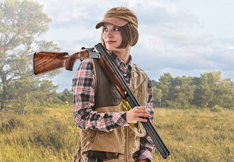 F16 INTUITION – THE BLASER SHOTGUN FOR HER