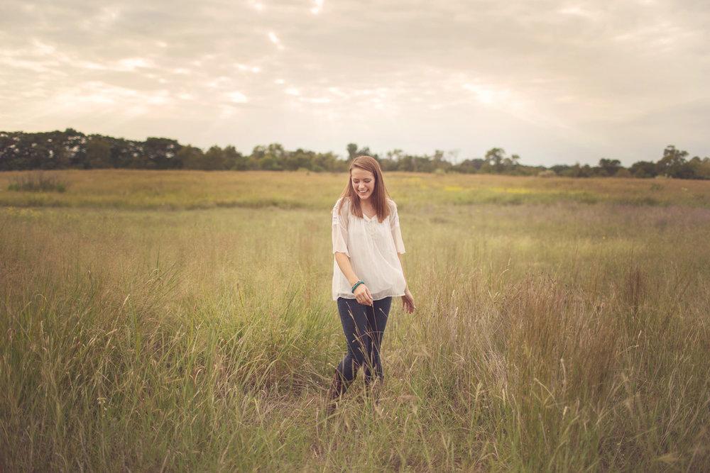 Senior Outdoor Photography San Antonio