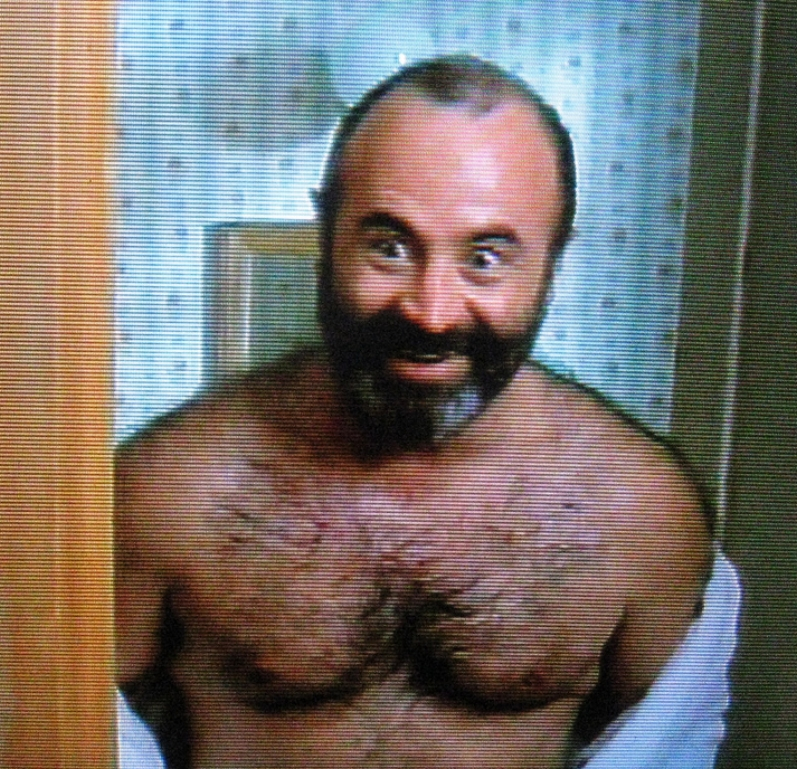 BOB HOSKINS as WOLVERINE