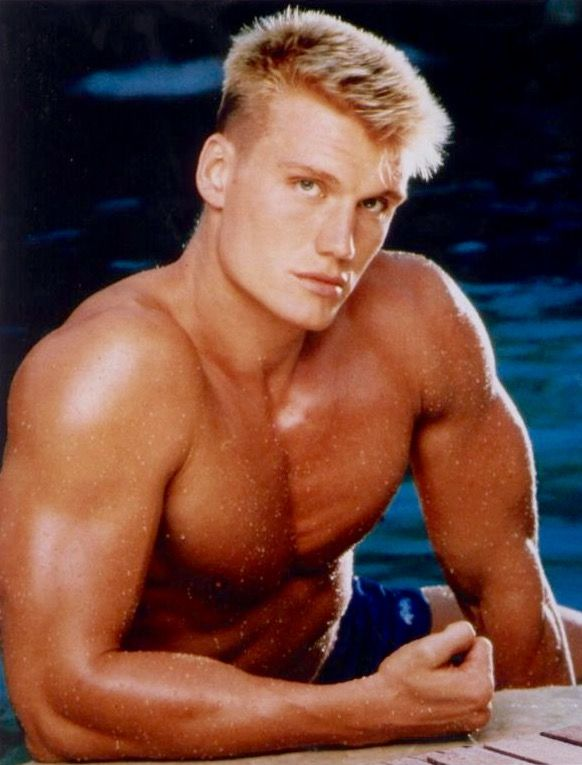 DOLPH LUNDGREN as COLOSSUS