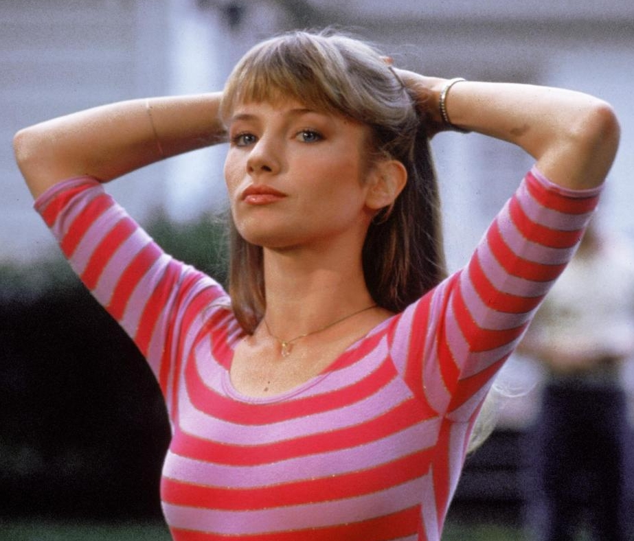 REBECCA DE MORNAY as MARVEL GIRL