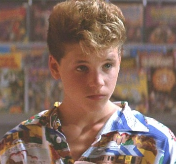 COREY HAIM as ICEMAN