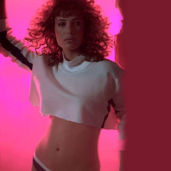 KELLY LEBROCK as MYSTIQUE