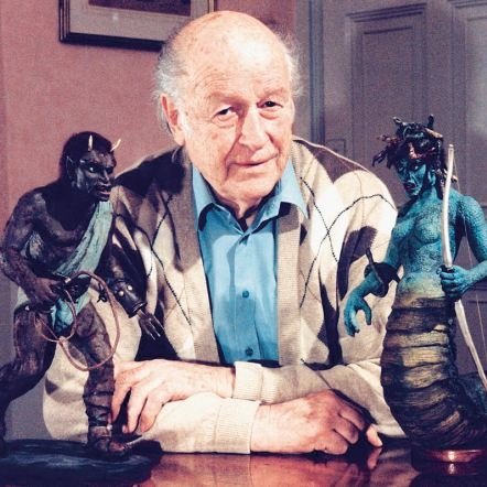 RAY HARRYHAUSEN as LOCKHEED