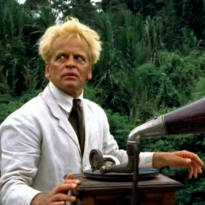 KLAUS KINSKI as NIGHTCRAWLER