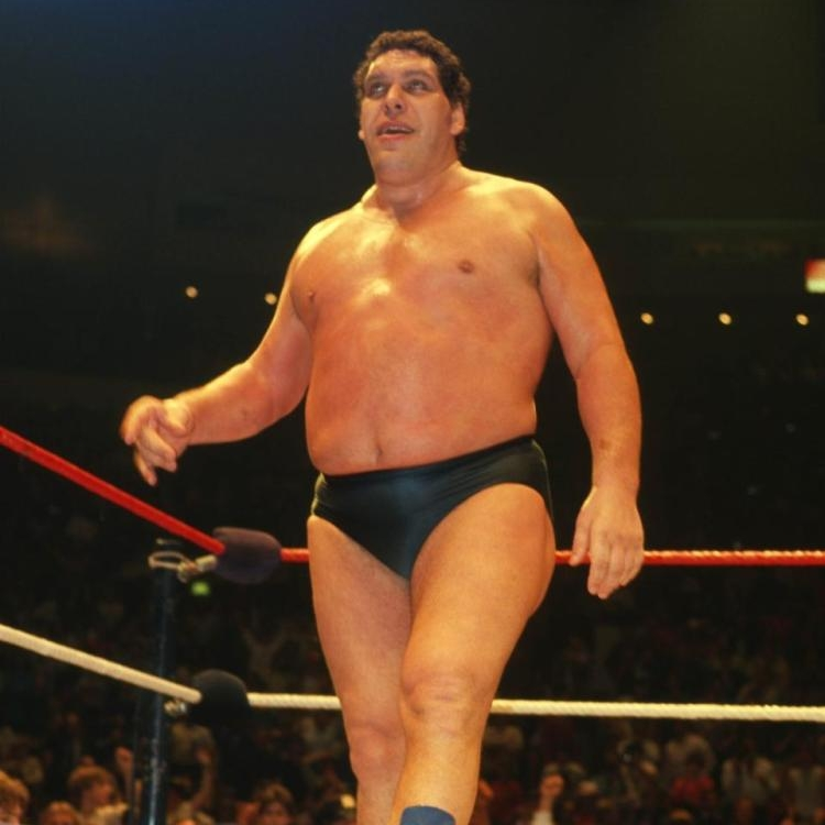 ANDRE THE GIANT as THE BLOB