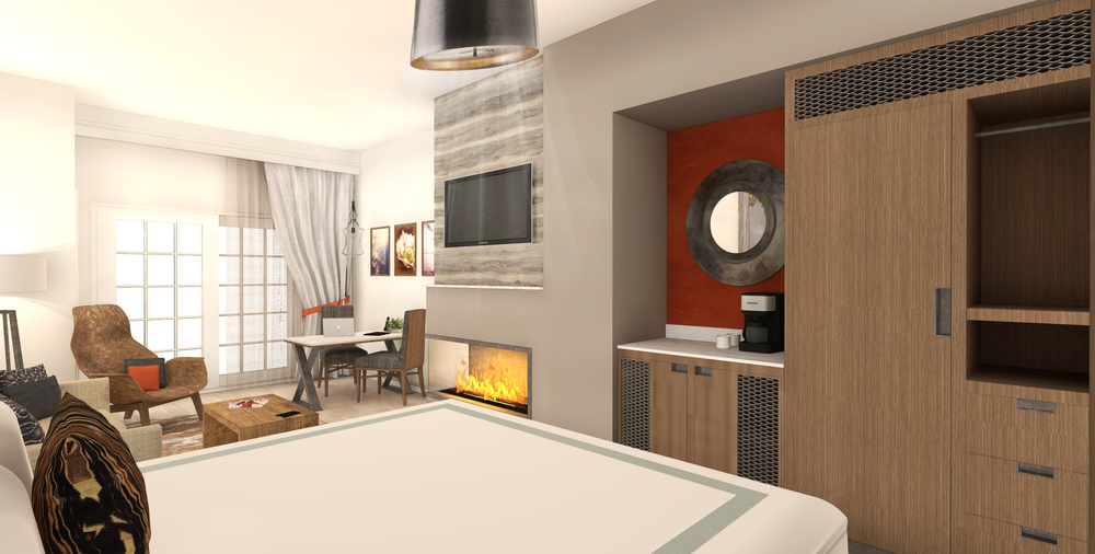 RDMNT Interior design