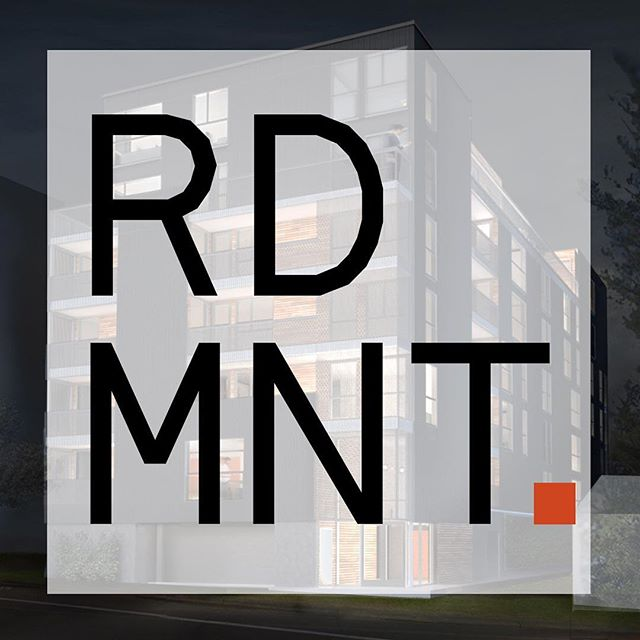 RDMNT has arrived!! We are an Architecture & Interior Design firm specializing in urban mixed use development. Check out our website at www.RDMNT.com Be sure to follow us!! . . . . #rdmnt #architecture #interiordesign #conceptualdesign #adaptivereuse #urban #stl #stlouis