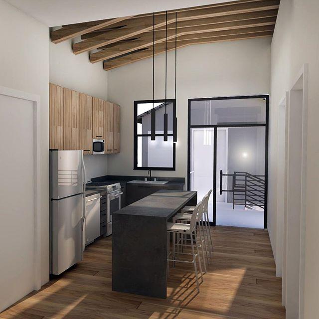 Sneak peek of an adaptive reuse project we're working on in California!  Scope: Interior Design Architect:  Bunton Mousavi Architects . . . . #adaptivereuse #interiordesign #architecture #multifamily #livework