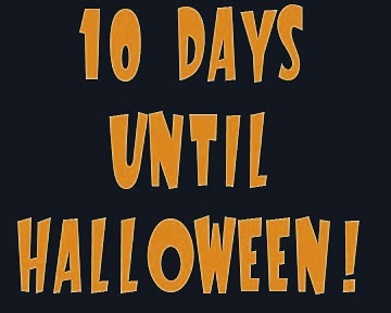 Only 10 days left!!! Have you gotten your costume yet?