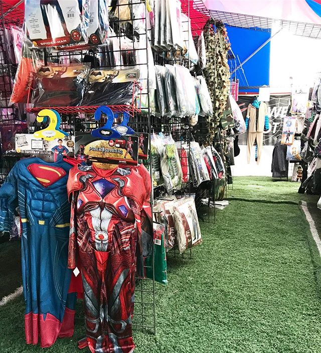 We still have plenty of costumes for the whole family! Swing by before Halloween and get yours today! 👹👻🕷🎃