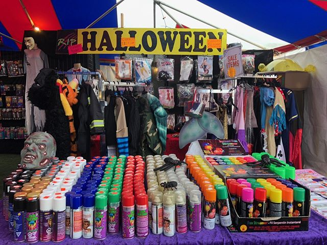 Do You Need To Color Your Hair For Your Halloween Costume? Swing By Our Shop