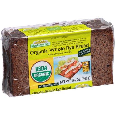 Mestemacher Rye Bread