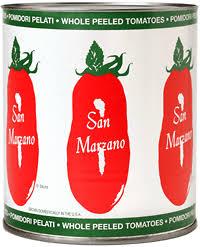 Simpson San Marazano Tomatoes